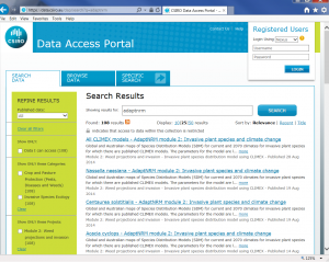 Weeds Data Access Portal FAQ2